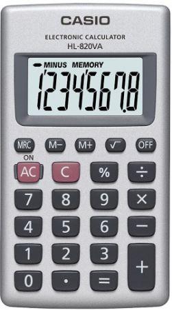 Kalkulačka kapesní Casio HL 820 VA