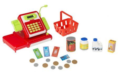 Smart pokladna supermarket