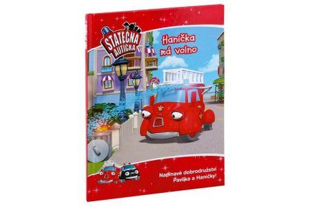Hanička má volno - kniha Statečná autíčka