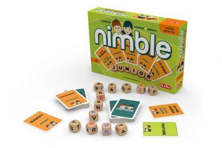 EFKO Party hra Nimble pro děti 54955