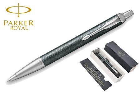 PARKER ROYAL IM Premium Pale Green CT kuličková tužka KT (kuličkové pero)