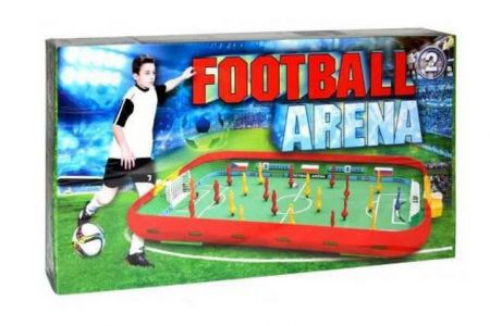Fotbalová aréna v krabičce