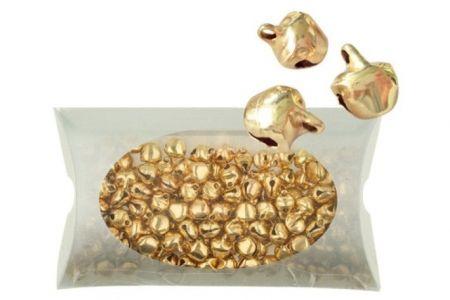 Rolničky zlaté 1 cm, 42 g