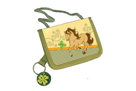Peněženka na krk Equine Spirit