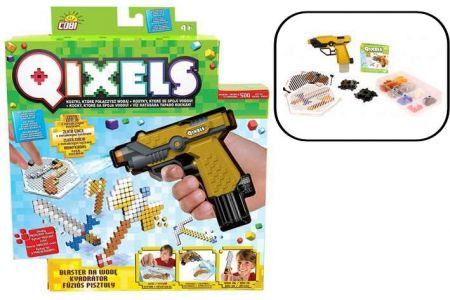 COBI QIXELS Zlatý Kvadrátor MO-87022