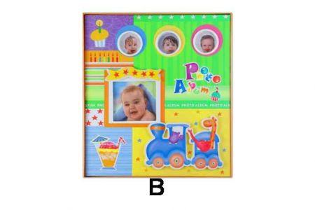 "Fotoalbum 10x15/180foto BABY 9 ,,B"" (10x15-cm-180-foto)"
