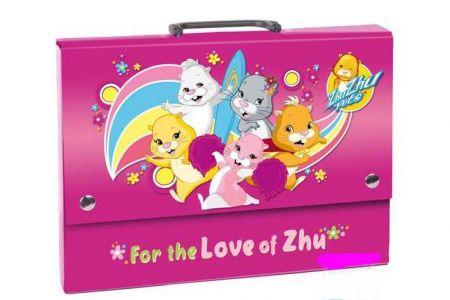Kufřík Zhu Zhu Pets