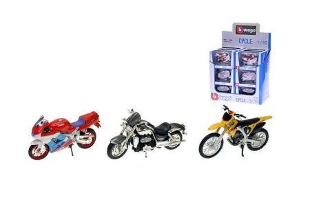 Burago 1:18 Motocycle