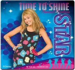 "CANPOL-Samolepka Disney magnet Hannah Montana ,,H"" EAN: 5902814358771H"