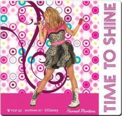 "CANPOL-Samolepka Disney magnet Hannah Montana ,,G"" EAN: 5902814358771G"