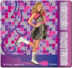 "CANPOL-Samolepka Disney magnet Hannah Montana ,,F"" EAN: 5902814358771F"
