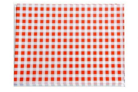 KOH-I-NOOR KOH-I-NOOR Ubrus PVC 65x50cm červené káro