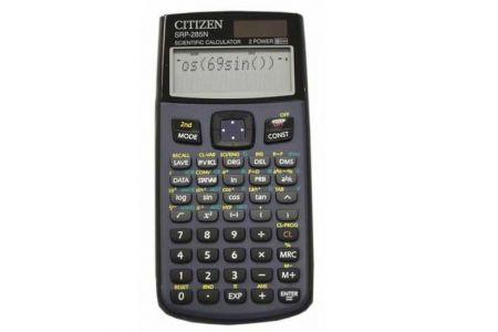 Kalkulačka CITIZEN SRP-285
