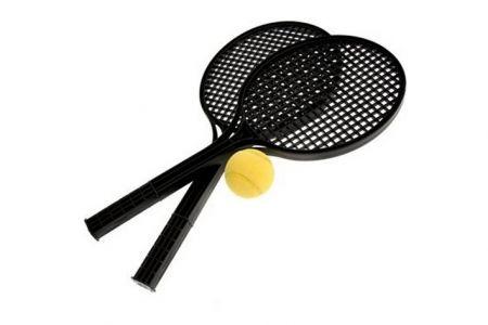 LORI soft tenis černý