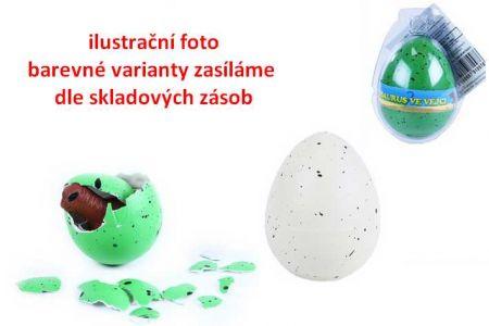 Dino rostoucí ve vejci