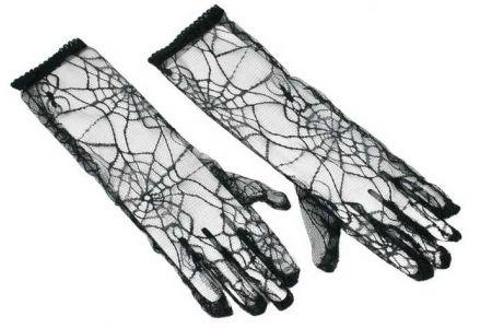 Rukavice čarodějnické dlouhé