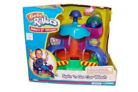 VÝPRODEJ z 699,-Automyčka - Go Go Rollers