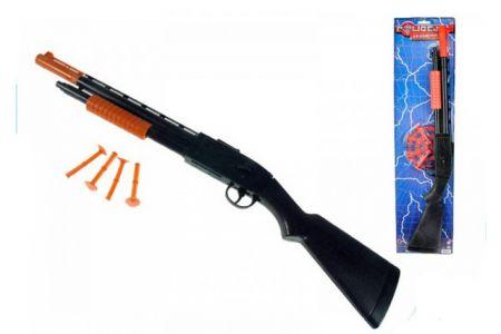 Puška na přísavky 61cm