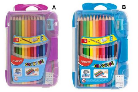 Pastelky MAPED Color Peps Smart Box 12ks