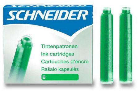 Bombičky SCHNEIDER-zelené 6ks