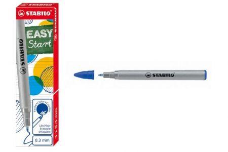 STABILO náplň move easy modrá 0,3mm 3ks