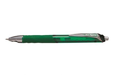 Gelové pero PENTEL Hyper Gel KL257-D 0,7 mm zelené