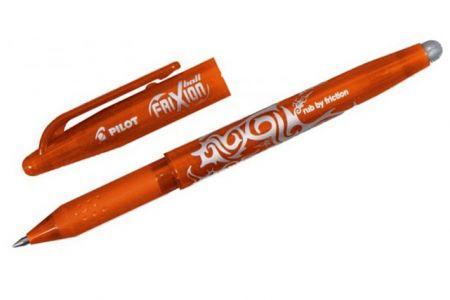 PILOT Roller Frixion oranžový přepisovatelný gumovatelný 0,7mm