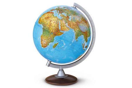 Světelný globus ATLANTIS 25cm
