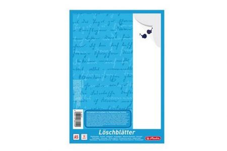 HERLITZ Savé papíry A5 10 listů