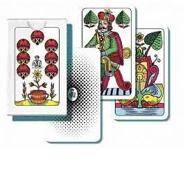 Mariáš-jednohlavý papírová krabička (BONAPARTE) EAN: 8594011770189