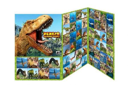 Pexeso A4 Dinosauři