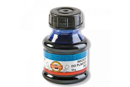 KOH-I-NOOR Inkoust plnicí 50g modrý