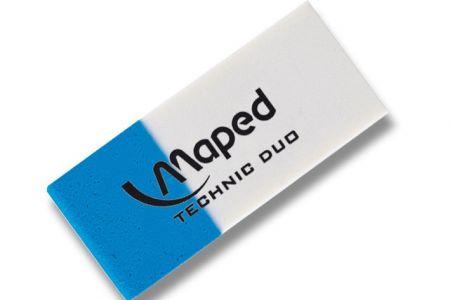 Pryž MAPED TECHNIC DUO-kombinovaná na inkoust i tuhu