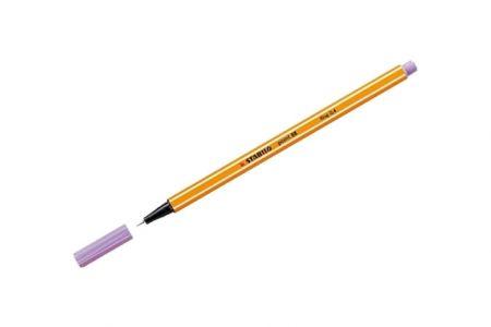 STABILO Liner point 88 světle fialová lila 0,4mm