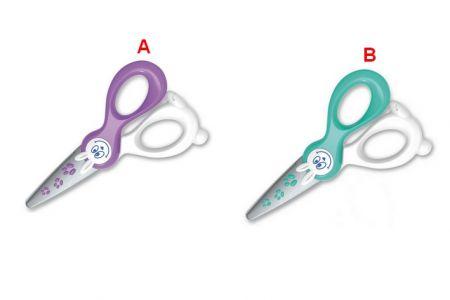 Nůžky MAPED Kidikut 12cm 2 druhy