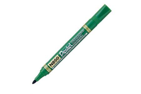 PENTEL permanentní popisovač zelený N850