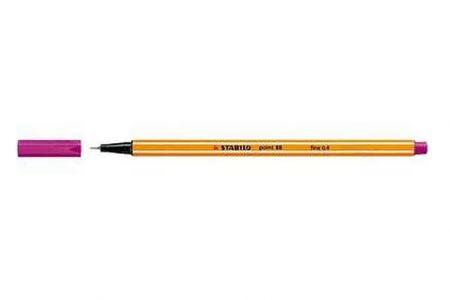 STABILO Liner Point 88 lila fialová