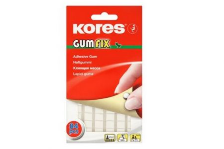 KORES Lepící guma GUMFIX 50g