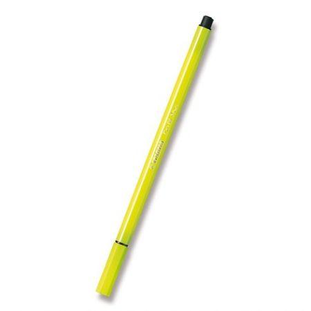 Fix Stabilo Pen 68 žlutý, fluo
