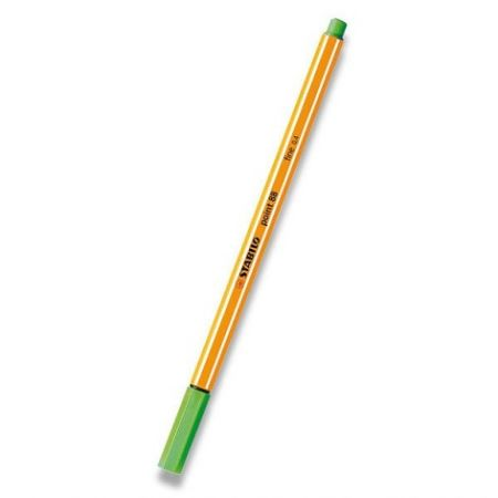 Liner Stabilo Point 88 zelený, neon