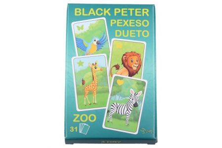 Černý Petr Zoo