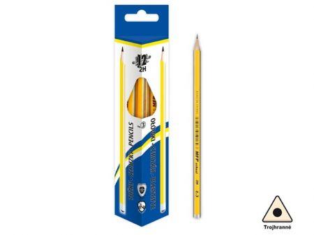 Tužka M č.3 triangular