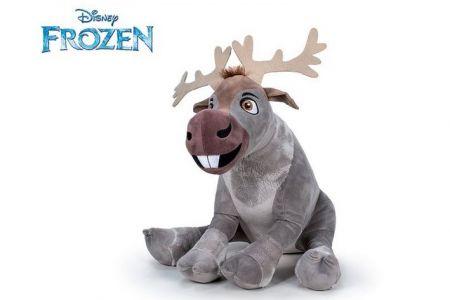 Frozen sob Sven plyšový 50cm sedící 0m+