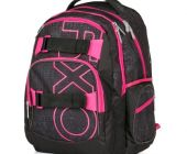 Studentský batoh OXY Style Dip pink / P+P KARTON - OXYBAG - OXY BAG