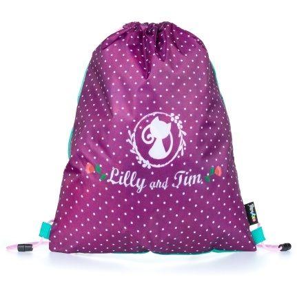 Sáček na cvičky Lilly / P+P KARTON - OXYBAG - OXY BAG
