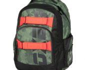 Studentský batoh OXY Style Army / P+P KARTON - OXYBAG - OXY BAG