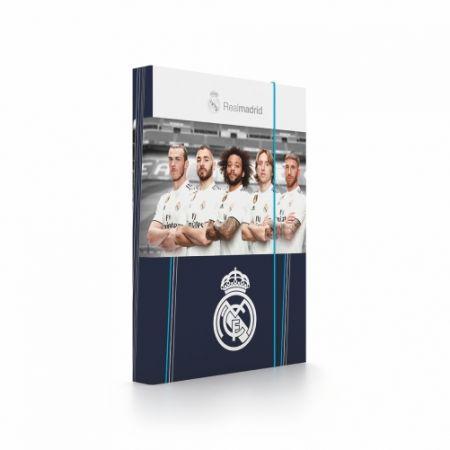 Box na sešity A4 Real Madrid / P+P KARTON - OXYBAG - OXY BAG