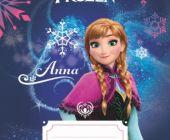 Sešit A5, 513, 10listů Frozen 7-483