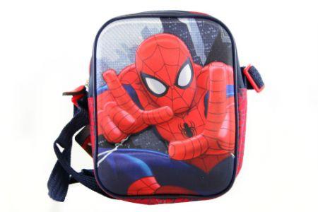 Taška přes rameno Spiderman 3D 15,5x20cm