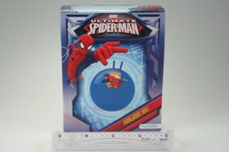 Skákací míč 50cm Spiderman v krabičce